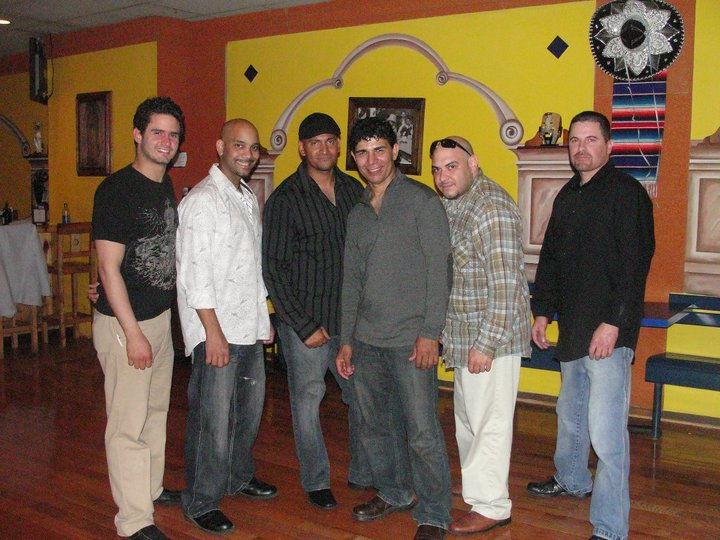 with los boys de merengue in pittsburgh, pa