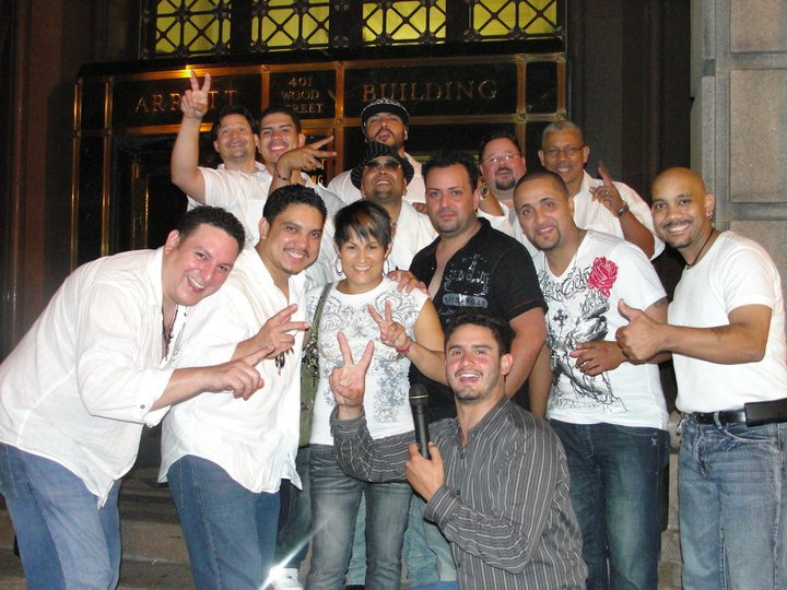 with grupo fuego in pittsburgh, pa